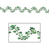 Gleam 'N Flex Shamrock Garland