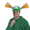 Plush St Patrick's Day Mugs Cap