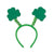 Soft-Touch Shamrock Party Boppers (12ct)