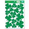 St. Patricks Day Party Supplies - Shamrock Clings