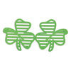 Shamrock Shutter Glasses, party supplies, decorations, The Beistle Company, St. Patricks, Bulk, Holiday Party Supplies, St. Patricks Day Party Supplies, St. Patricks Day Stuff to Wear, Miscellaneous St. Patricks Day Stuff to wear