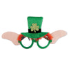 Leprechaun Glasses, party supplies, decorations, The Beistle Company, St. Patricks, Bulk, Holiday Party Supplies, St. Patricks Day Party Supplies, St. Patricks Day Stuff to Wear