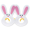 Beistle Bunny Glasses (Pack of 12) - Easter Party Supplies