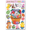 Easter Party Supplies - Easter Basket Clings