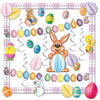 Easter Party Supplies - Easter Decorating Kit - 25 Pcs