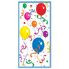 Balloons & Confetti Door Cover