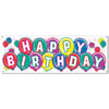 Birthday Party Supplies - Happy Birthday Sign Banner