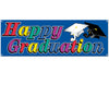 Graduation Party Supplies - Happy Graduation Sign Banner