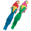 Luau Party Supplies - Feathered Parrots