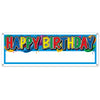 Happy Birthday ''Blank'' Sign Banner