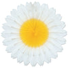 Beistle Daisy Fan (Pack of 12) - Spring-Summer Party Theme