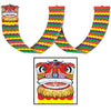 Party Supplies - Dragon Ceiling Decor