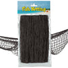 Luau Party Supplies - Fish Netting - black