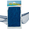 Luau Party Supplies - Fish Netting - blue