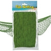 Luau Party Supplies - Fish Netting - green