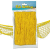 Luau Party Supplies - Fish Netting - yellow