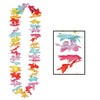 Beistle Floral Lei (Pack of 50) - Luau Party Leis, Luau Party Supplies, Luau Stuff to Wear
