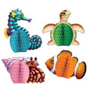 Luau Party Supplies - Sea Creatures Playmates