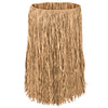Luau Party Supplies - Adult Raffia Hula Skirt