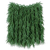 Luau Party Supplies - Tropical Fern Leaf Hula Skirt - green