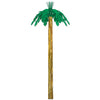 Luau Party Supplies - Metallic Palm Tree