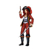 Pirate Party Supplies - Jointed Bonny Buccaneer