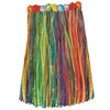 Adult Artificial Grass Hula Skirt - multi-color