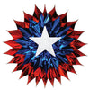 Patriotic Party Supplies - Patriotic Fan-Burst