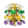 Mardi Gras Party Supplies - Mardi Gras Cascade Centerpiece