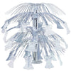Wedding Supplies - Bell Cascade Centerpiece - silver