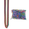 Party Costume Accessories: Party Beads - Small Round