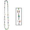 Mardi Gras Party Supplies - Mardi Gras Beads - Mime