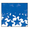 Party Decorations - Fanci-Fetti Stars - blue