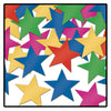 Party Decorations - Fanci-Fetti Stars - multi-color