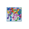 Fanci-Fetti Musical Notes - multi-color