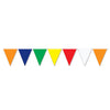 Racing Outdoor Pennant Banner - multi-color