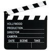 Beistle Movie Set Clapboard (Pack of 12) - Awards Night Party Theme, Oscars - Hollywood Party Theme