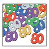 Birthday Party Supplies - Fanci-Fetti ''80'' Silhouettes