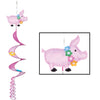 Luau Party Supplies - Luau Pig Wind-Spinner