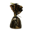 Metallic Wrapped Balloon Weight - chocolate brown