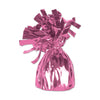 Balloon Weights - Metallic Wrapped Balloon Weight - pink