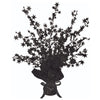 Star Gleam 'N Burst Centerpiece - black