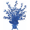 Party Decorations - Star Gleam 'N Burst Centerpiece - blue