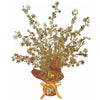 Party Decorations - Star Gleam 'N Burst Centerpiece - gold