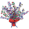 Star Gleam 'N Burst Centerpiece - multi-color
