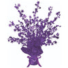 Star Gleam 'N Burst Centerpiece - purple