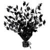 Graduate Cap Gleam 'N Burst Centerpiece - black