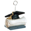 Graduation Party Supplies - Grad Cap Photo/Balloon Holder
