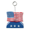 Patriotic Party Supplies - Flag Photo/Balloon Holder