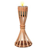 Tabletop Bamboo Torch - includes candle